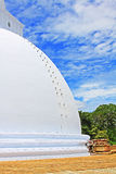 Anuradhapura Mirisawatiya Stupa, patrimonio mondiale dell'Unesco dello Sri Lanka Immagini Stock