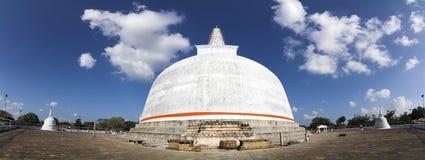 Anuradhapura - Ruwanwelisaya Royalty Free Stock Image