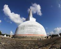 Anuradhapura - Ruwanwelisaya Stock Images