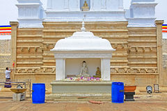 Anuradhapura Ruwanwelisaya Stupa, Sri Lanka UNESCO World Heritage Royalty Free Stock Photography