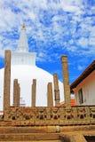 Anuradhapura Ruwanwelisaya Stupa, Sri Lanka UNESCO World Heritage Royalty Free Stock Images