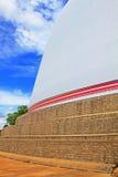 Anuradhapura Ruwanwelisaya Stupa, Sri Lanka UNESCO World Heritage Royalty Free Stock Image