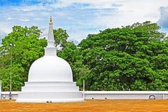 Anuradhapura Ruwanwelisaya Stupa, Sri Lanka UNESCO World Heritage Stock Photo