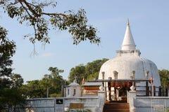 Anuradhapura Sri Lanka. Stupa of Lankarama Anuradhapura Sri Lanka Stock Images