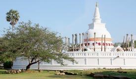 Anuradhapura Sri Lanka. Thuparama Stupa Anuradhapura Sri Lanka Stock Photos