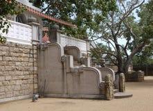 Anuradhapurasri στη Σρι Λάνκα Στοκ φωτογραφίες με δικαίωμα ελεύθερης χρήσης