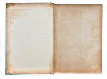 använd bok som öppnas Arkivfoton