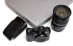 använd elektronikförsäljning Fotografering för Bildbyråer