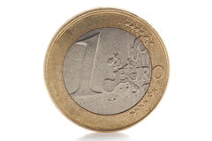 använd euro Royaltyfri Fotografi