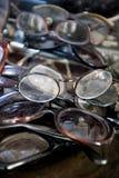 Använda och gamla exponeringsglas Royaltyfria Bilder