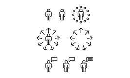 Användaresymbol royaltyfri illustrationer