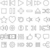 Användbart för olik design vektor illustrationer