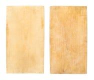använt trä för bräde cutting royaltyfri fotografi
