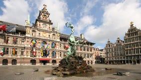 Anvers Photographie stock libre de droits