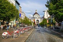 Anvers, Antwerp, Belgium Stock Photo