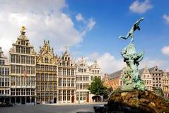 Anversa 1 Fotografia Stock Libera da Diritti