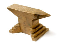 Anvil. Stock Images