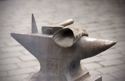 Anvil Royalty Free Stock Photography