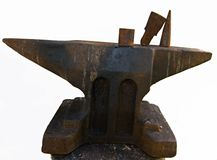 Anvil Royalty Free Stock Image
