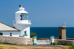 Anvil Point Lighthouse Stock Image