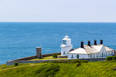 Anvil Point Lighthouse Royalty Free Stock Image