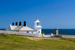 Anvil Point Lighthouse Royalty Free Stock Photos