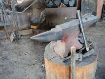 Anvil Royalty Free Stock Photo