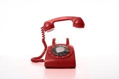 Anwählbares Telefon Lizenzfreie Stockfotos