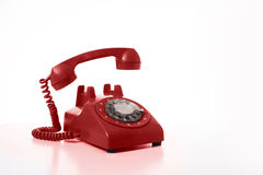 Anwählbares Telefon Lizenzfreie Stockfotografie