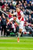 Anwar El Ghazi de Ajax Imagen de archivo libre de regalías