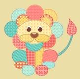 Anwendung Löwe. Stockbilder