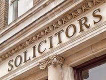 Anwälte Lizenzfreie Stockbilder