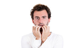 Anxiety Royalty Free Stock Images