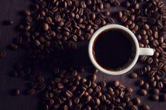 anyżowych aromata fasoli kardamonowy czekoladowy cynamonowy kawowy składników cukier Zdjęcia Stock