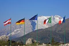 Any flags Stock Photo