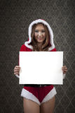 Any Message For Christmas Royalty Free Stock Image