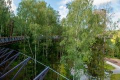 Anyksciai, Λιθουανία Στοκ Εικόνες