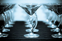 Anyone fancy a Martini? Stock Photo