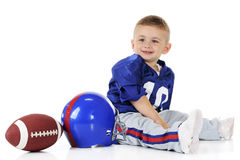 Anyone for Football? Royalty Free Stock Photography