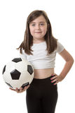Anyone for football Stock Photography