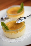 Anyone For Brulee Stock Image