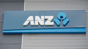 ANZ Royalty Free Stock Photography