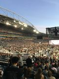 ANZ Stadium Sydney, Adele Live 2017 stock image