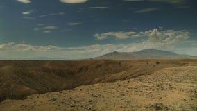 Anza-Borrego沙漠时间间隔 影视素材
