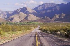 Anza-Borrego Desert State Park Stock Images