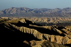 Anza-Borrego Desert State Park, California royalty free stock images