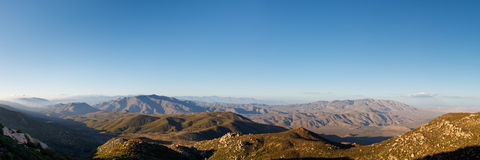 Anza-Borrego Desert State Park, California Royalty Free Stock Photos