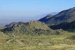 Anza Borrego Desert view Royalty Free Stock Photography