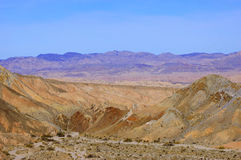 Anza Borrego Desert view Stock Photo