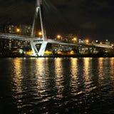 anzac桥梁悉尼 免版税库存图片